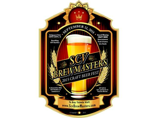 SCV Brewmasters Event – Saturday, September 12, 2015
