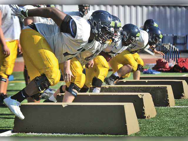 2015 Training Camp Series: College of the Canyons