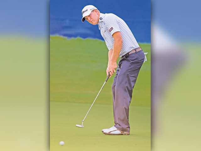 Hart grad posts strong first round at PGA tourney