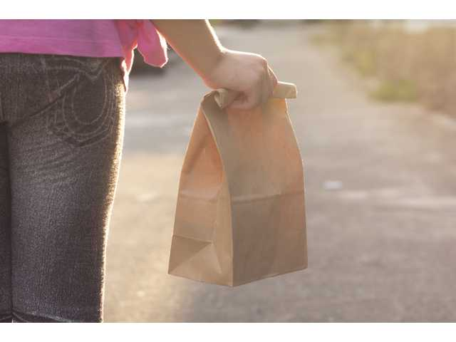 What's my secret to a delicious sack lunch? Self-service