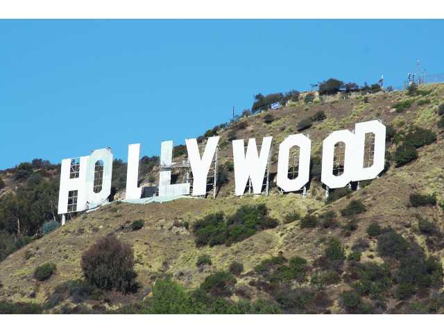 Can an older woman find work in Hollywood?