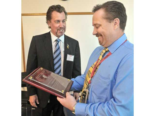 SCV aerospace firm recognized for excellence