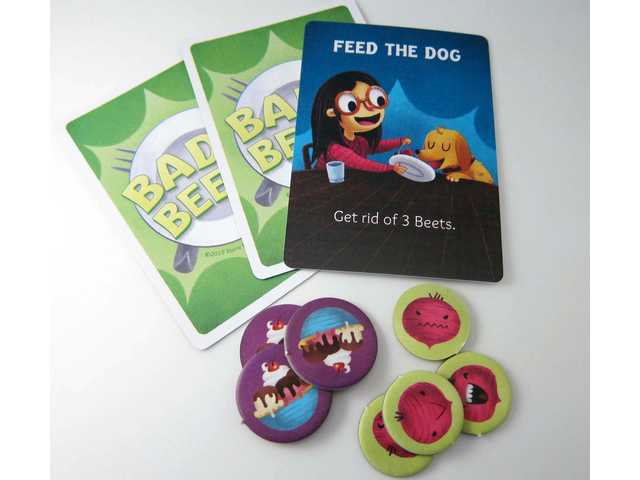 Bad Beets card game review: Eat veggies to win