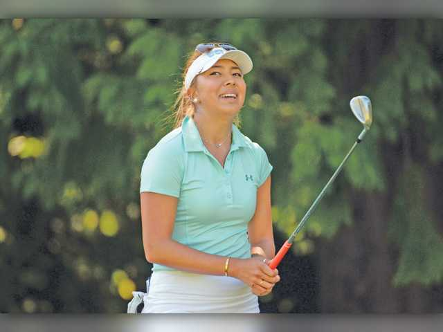 SCV golfers earn stripes just in time