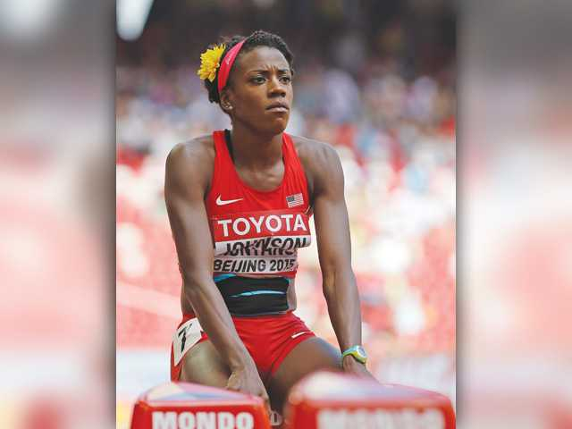 Alysia Montano falls short at World Championships