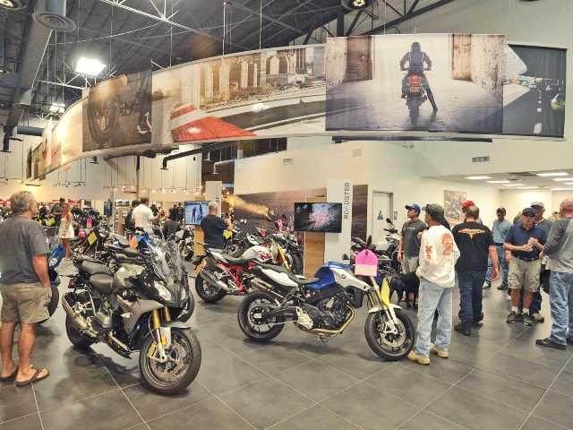 Mamba Motorsports holds grand opening
