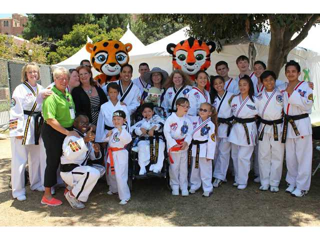 ATA Martial Arts School Owner Co-hosted Special Olympics World Games Exhibition