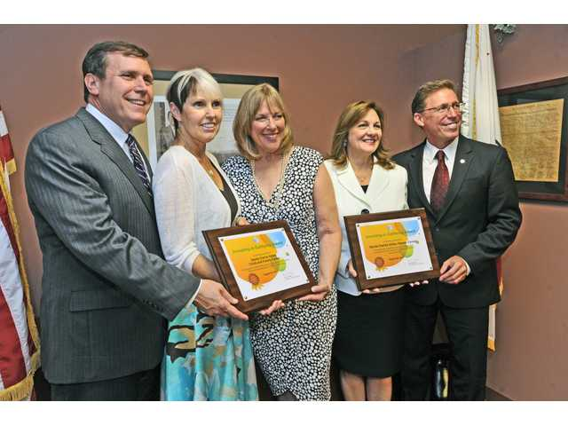 Two Santa Clarita Valley nonprofits receive AT&T Award