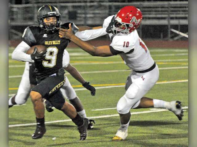 Golden Valley football comes out strong in season opener
