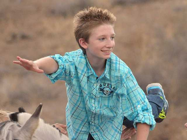 Charity dinner rides high Saturday night at Carousel Ranch