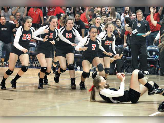 SCCS V-Ball ranked No. 1; No football teams ranked again