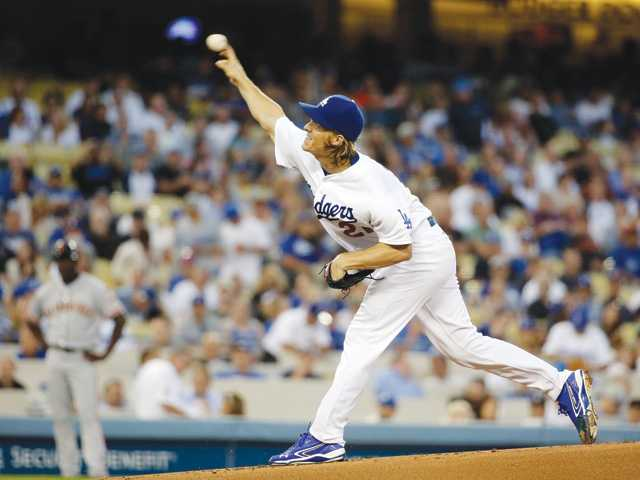 Dodgers beat Giants for 2nd win over rivals in same day
