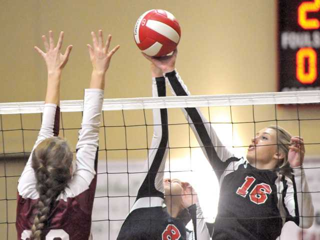 SCCS volleyballl back in champion-like form