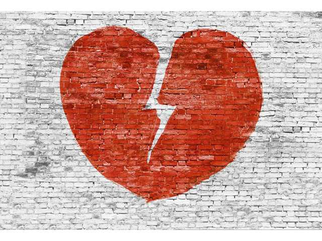 A broken heart really can kill you, study reveals