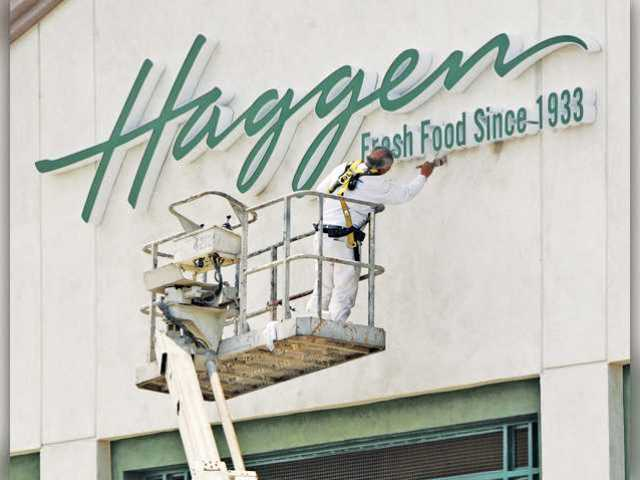 Haggen working to place workers