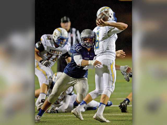 Centurions run with precision over Agoura