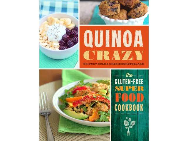 Cookbook review: 'Quinoa Crazy' highlights quinoa's many uses