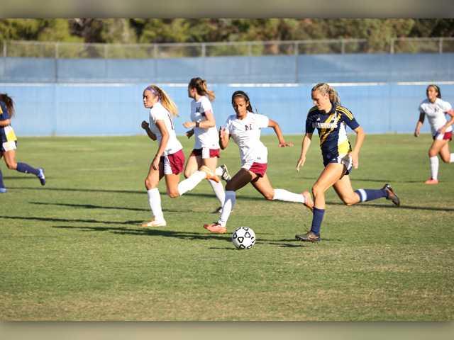 COC Insider: Women's soccer heats up