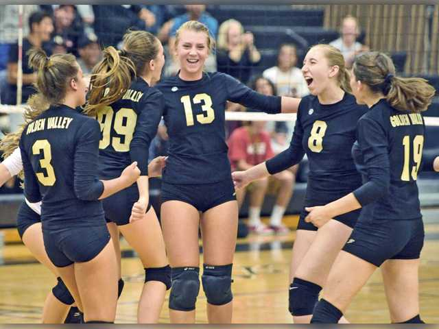 Foothill V-Ball roundup: It ends here