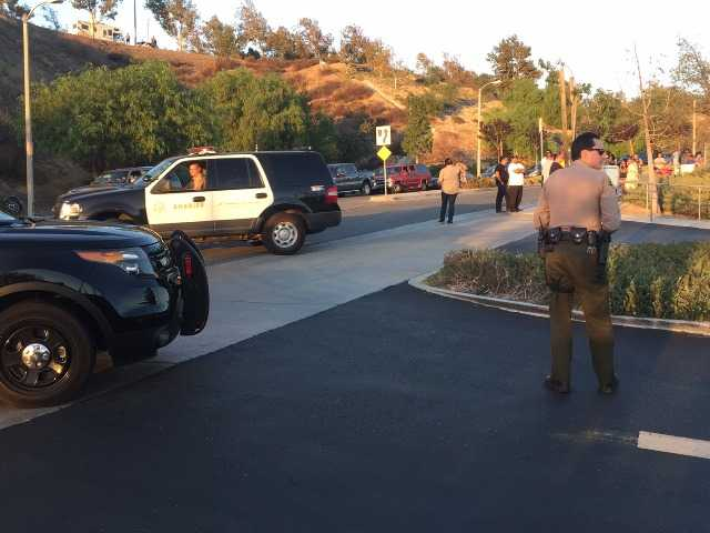UPDATE: Lockdown lifted on Newhall after-school program