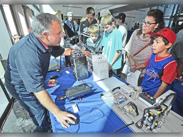 Students explore possible paths at 'College2Career' day