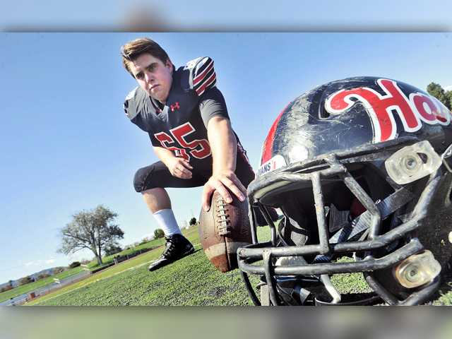 Hart football's Presley crucial to rushing resurgence