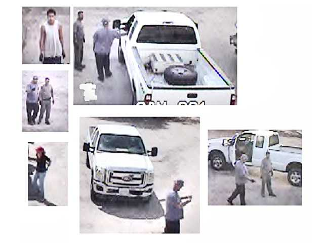 SCV Sheriff's Station seeks public help in identifying individuals wanted for questioning