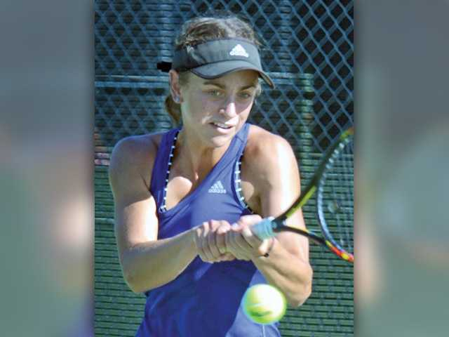 Foothill tennis roundup: Defending champs make move on another title
