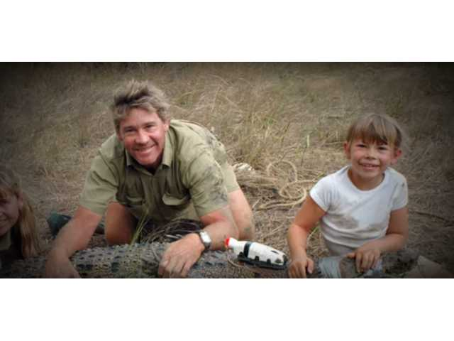 The Clean Cut: Bindi Irwin, Crocodile Hunter's daughter, pays tribute to father on 'Dancing With the