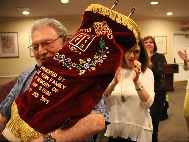 Unique Jewish tradition honors Torah