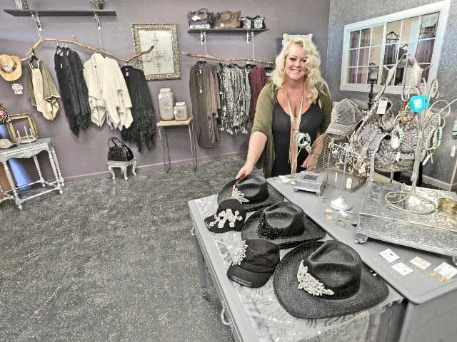 A forced move benefits salon and boutique