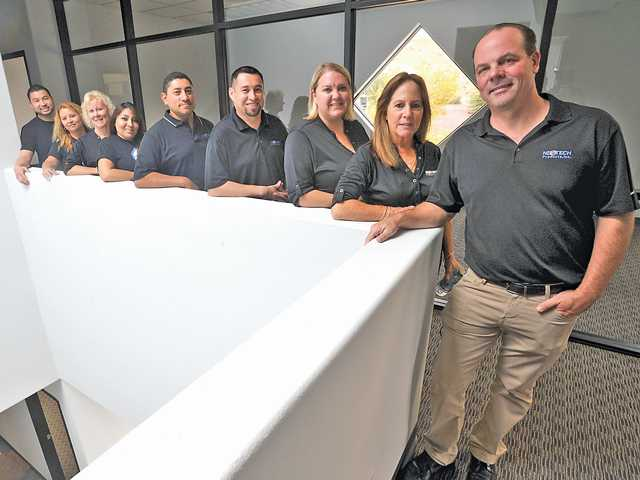 Biomedical Device Maker's Growth Leads to Purchase of New Building