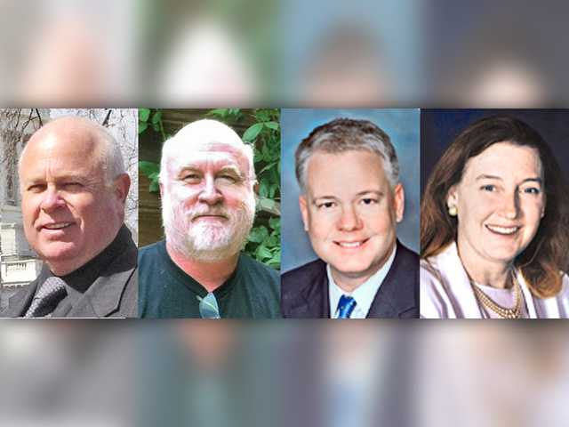 Four square off for Newhall County water board seats