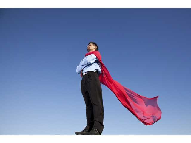 How to beat the 'Superhero syndrome'