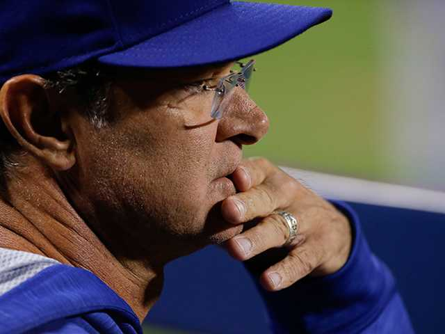 Dodgers and Mattingly part ways in mutual agreement