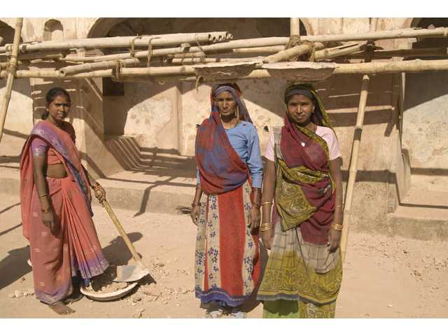 One solution to the fight against global poverty: empower women