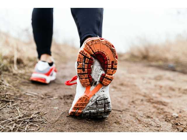 I run because my husband can't