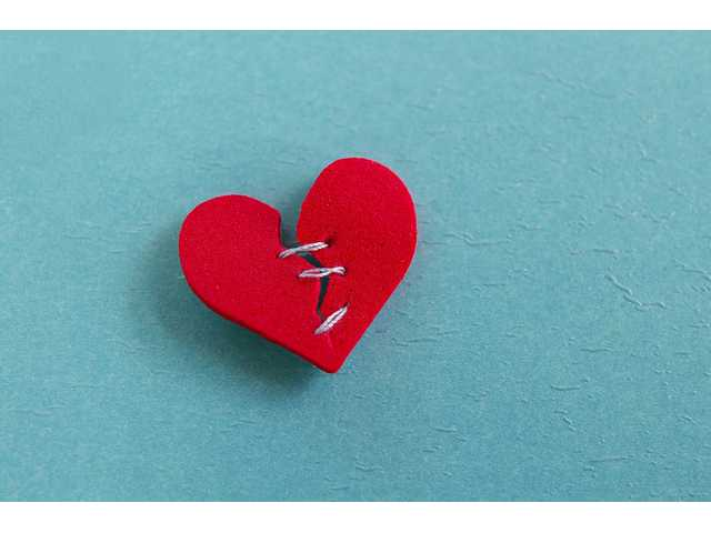3 simple stitches for mending your broken heart