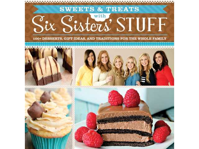 Cookbook review: 'Sweets and Treats With Six Sisters' Stuff' shares more than 100 recipes, ideas