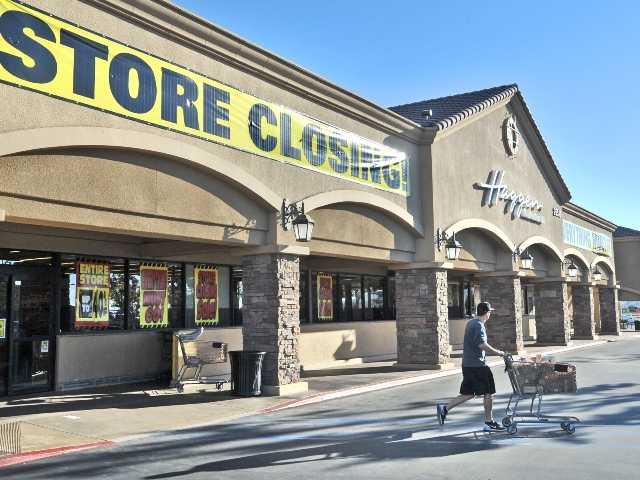 Last Haggen store closing