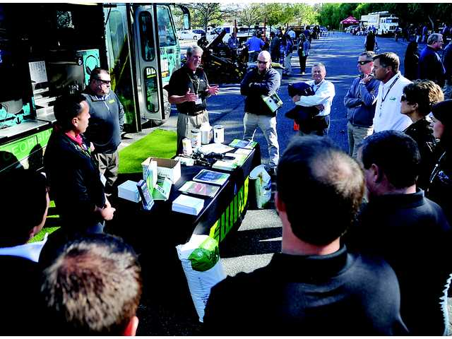Landscapers hold industry conference in Santa Clarita