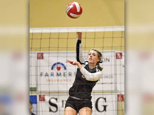 Volleyball finals in sight for Valencia and SCCS