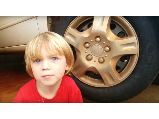 Have You Seen This? The littlest mechanic
