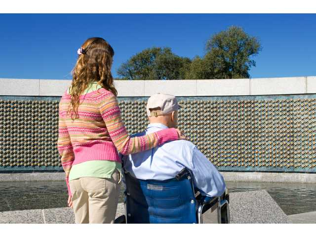 How writing can help veterans readjust to civilian life