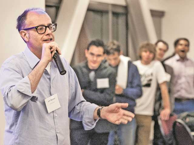 Startup Weekend launches new intern concept business