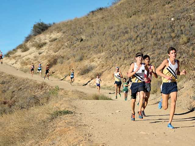 SCV cross country teams face loaded CIF finals field