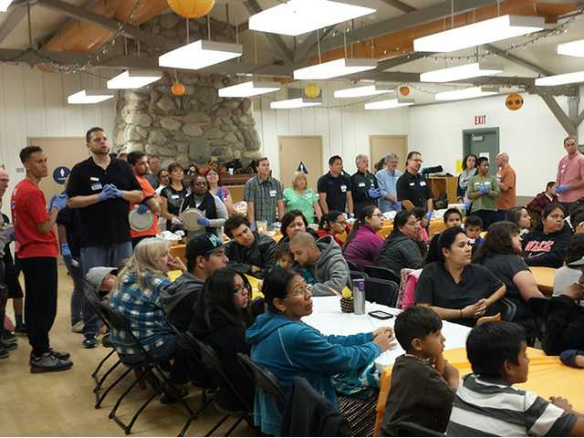 Val Verde Thanksgiving dinner feeds working-class families