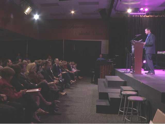 Legacy Christian Academy celebrates 'Blue Ribbon' award