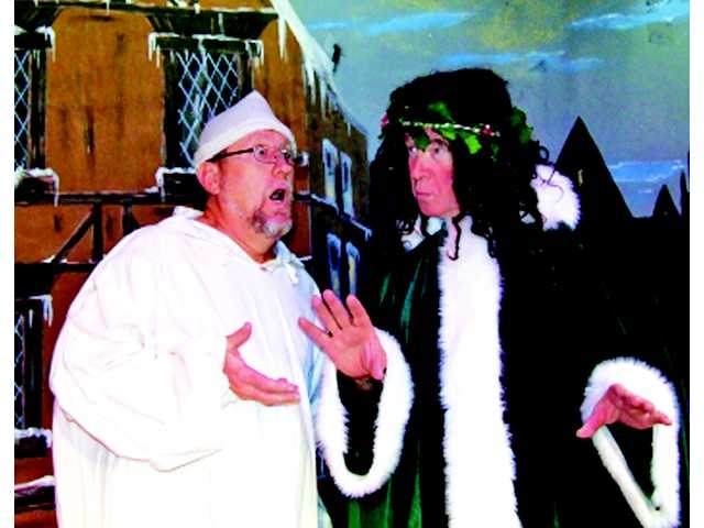 The Canyon Theatre Guild Brings Forth the Wonder of the Season with a Musical Take on a Well-Loved H