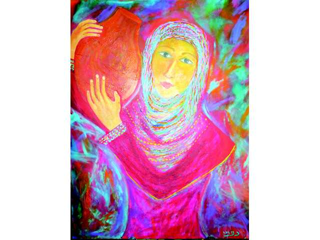 Canyon Theatre Guild Exhibits Art by Naomi Young